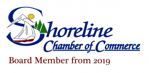 Shoreline Chamber of Commerce Board Member - Vivian Peterson